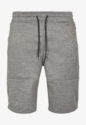 Šortky - marled grey