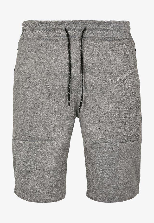 Shorts - marled grey