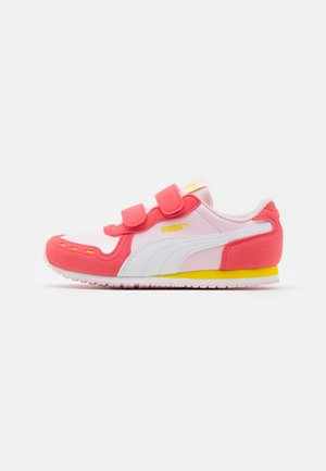 CABANA RACER  - Tenisky - pink lady/white/sun kissed coral