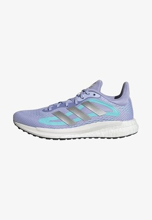 Chaussures de running neutres - purple
