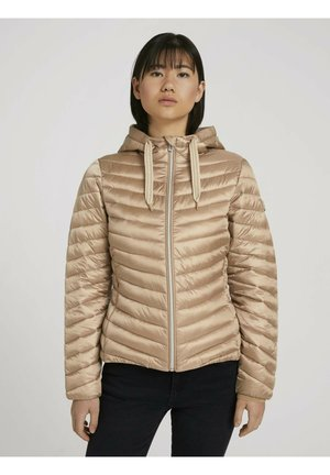 Light jacket - french clay beige