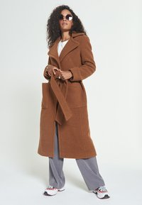 Jascha Stockholm - ESTHER - Classic coat - rust - 1