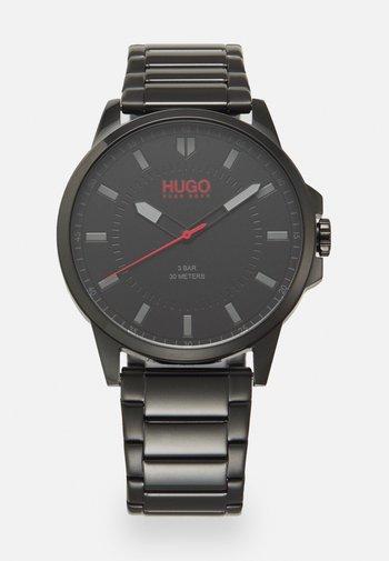 FIRST - Watch - black/black