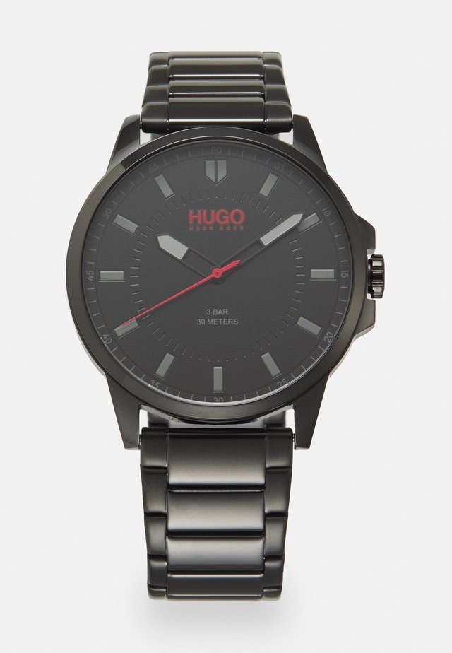 FIRST - Orologio - black/black
