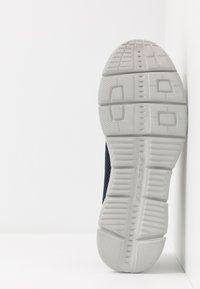 Skechers Sport - EQUALIZER 4.0 - Sneaker low - navy engineered mesh/hot melt/trim - 4