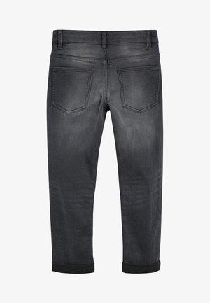 DENIM BLEACH REGULAR FIT FIVE POCKET JEANS (3-16YRS) - Slim fit jeans - grey