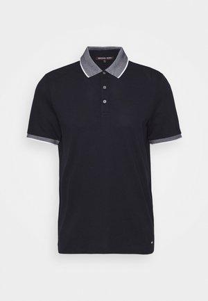 LOGO COLLAR  - Polo shirt - dark midnight