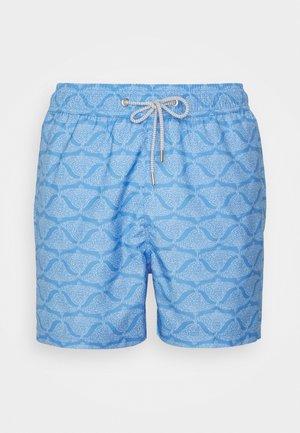STANIEL SWIM - Swimming shorts - ray writing