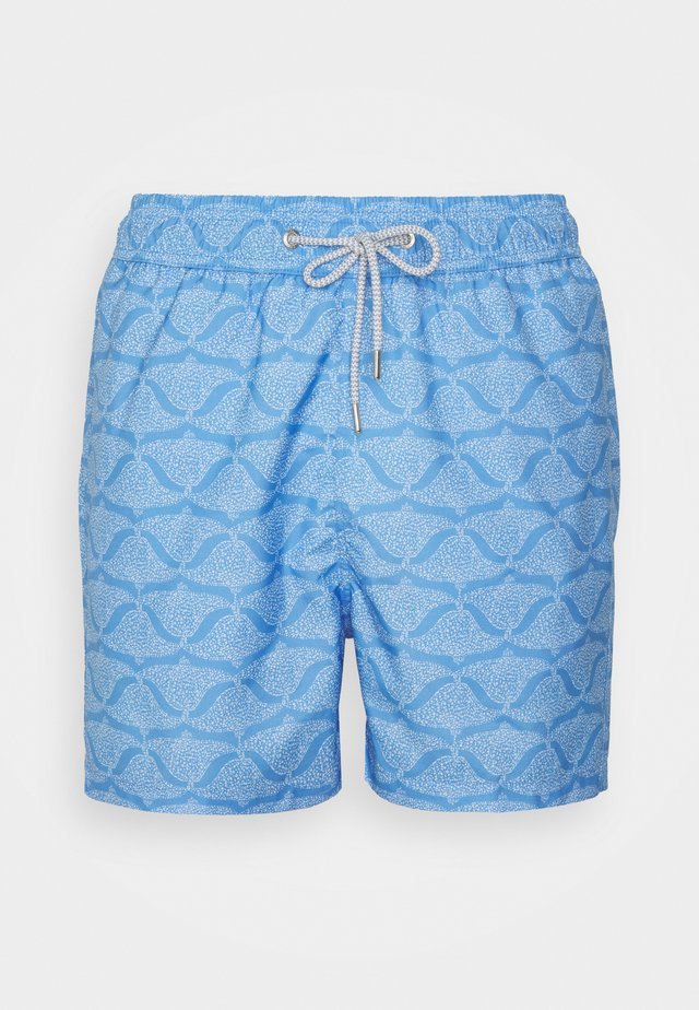 STANIEL SWIM - Shorts da mare - ray writing