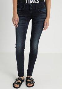 LTB - JULITA  - Jeans Skinny Fit - hidella wash - 0