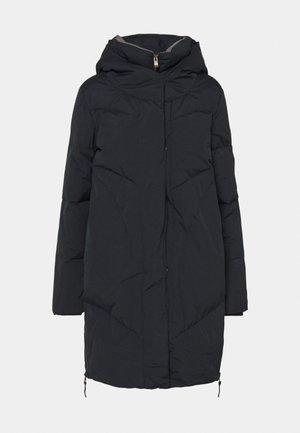 ABBIE - Down coat - true black