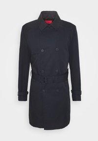 HUGO - MALUKS - Trenchcoat - dark blue - 6