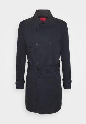 MALUKS - Trenchcoat - dark blue