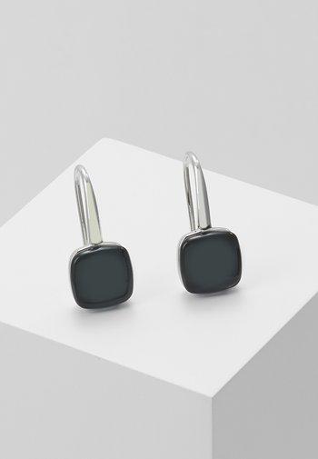 SEA GLASS - Earrings - silver-coloured
