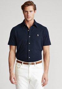 Polo Ralph Lauren - SHORT SLEEVE - Shirt - marine - 0