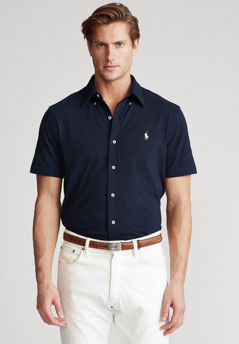 Polo Ralph Lauren - SHORT SLEEVE - Shirt - marine