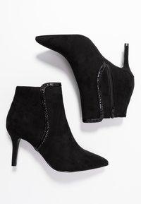 Faith - BARRY - Ankle boots - black - 3