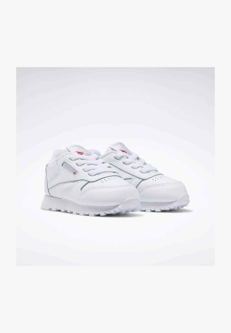 Reebok Classic - CLASSIC LEATHER SHOES - Trainers - white