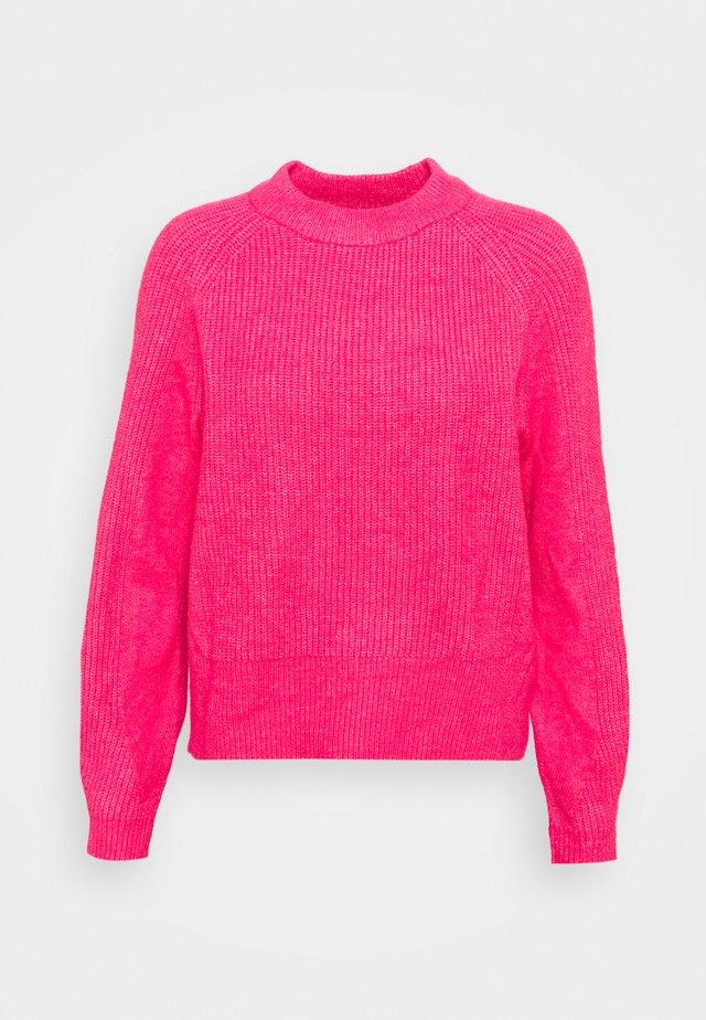 SPONGEY  - Strikkegenser - pink