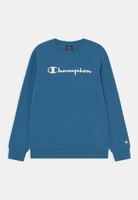 Champion - AMERICAN CLASSICS CREW NECK UNISEX - Sweater - blue - 0