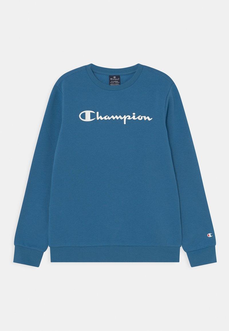 Champion - AMERICAN CLASSICS CREW NECK UNISEX - Sweater - blue