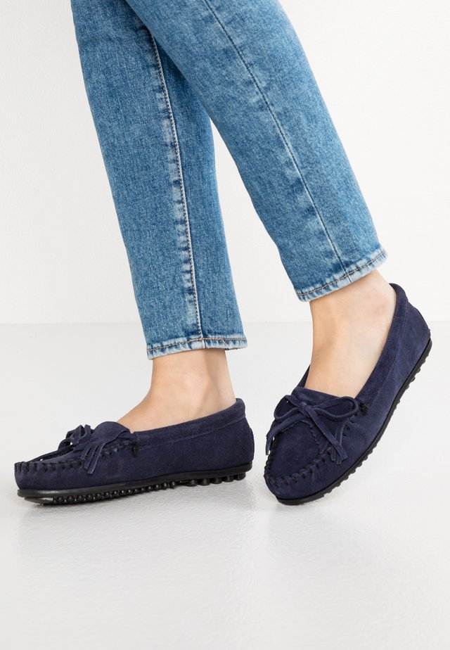 KILTY - Mocassins - navy