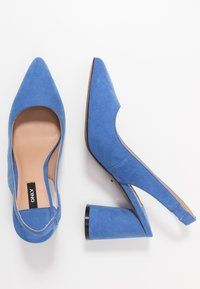 ONLY SHOES - ONLPIXIE HEELED SLINGBACK  - Szpilki - royal blue - 3