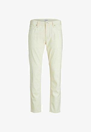 FRANK  - Jeans straight leg - ecru