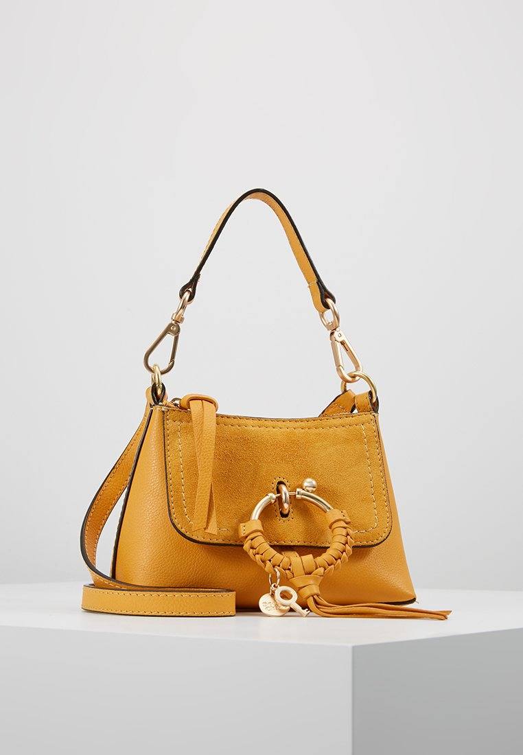 See by Chloé - JOAN - Handtasche - burnt yellow