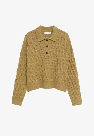 AZORES - Polo shirt - kaki