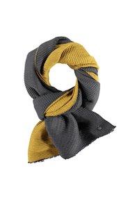 Fraas - Sjaal - grey/yellow - 2