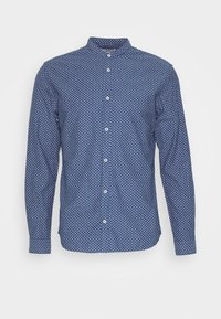 Jack & Jones PREMIUM - JPRBLASUMMER BAND SHIRT - Shirt - navy blazer - 4