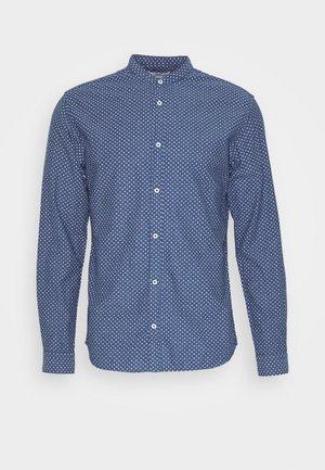 JPRBLASUMMER BAND SHIRT - Shirt - navy blazer