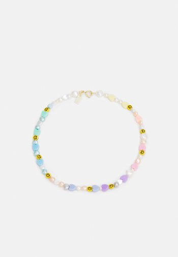 WALD X JULY CHILD SMILIE DUDE NECKLACE - Necklace - multicoloured
