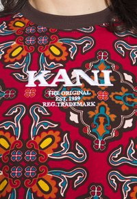 Karl Kani - UNISEX RETRO ORNAMENTAL TEE  - T-shirt print - multicolor - 5