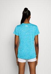 Under Armour - TECH TWIST - Basic T-shirt - equator blue - 2
