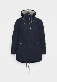 Ragwear Plus - JANE PLUS - Parka - navy - 4