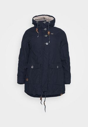 JANE PLUS - Parka - navy