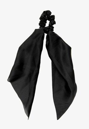 MIT SCHLEIFE - Hair styling accessory - black