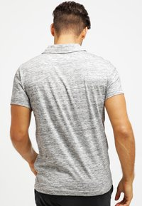 Pier One - Polo shirt - grey melange - 2