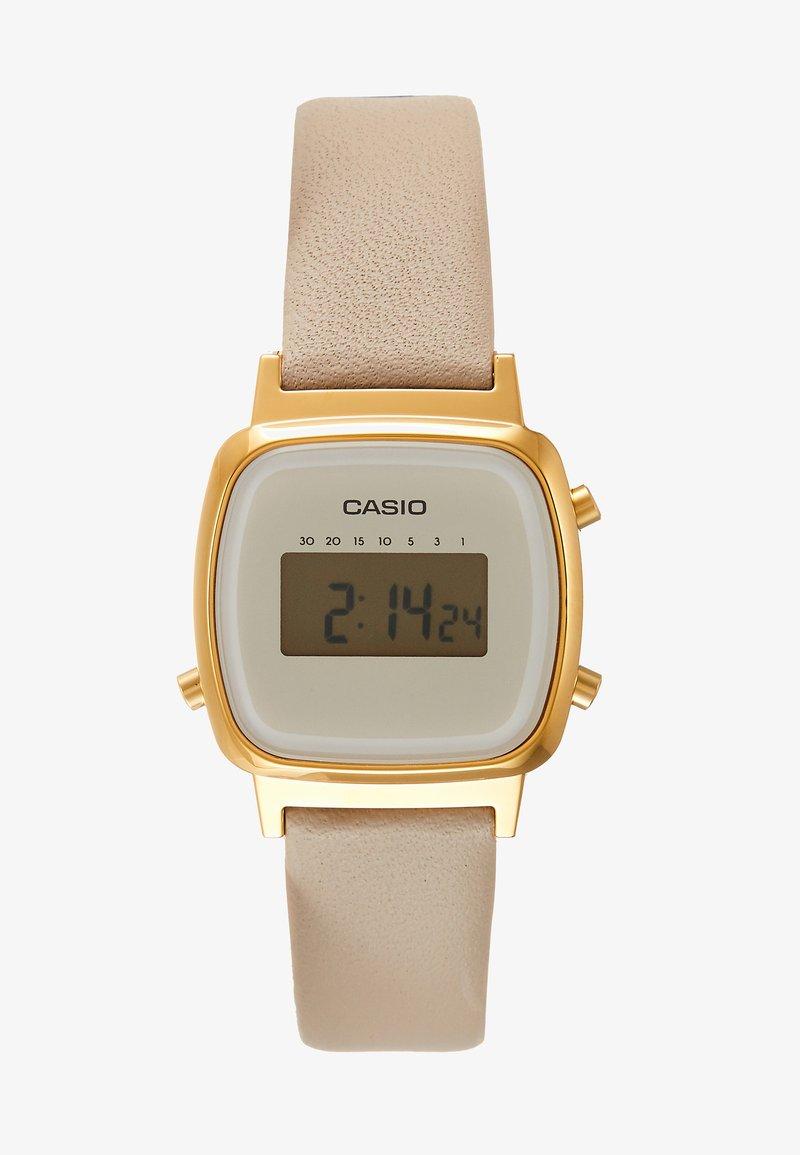 Casio - Digitální hodinky - rosa