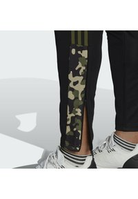 adidas Performance - TIRO AEROREADY PRIMEGREEN PANTS - Träningsbyxor - black - 3