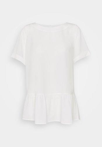 CASILA - Print T-shirt - natural