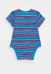 The North Face - INFANT ONE PIECE UNISEX - Print T-shirt - blue/light blue - 1