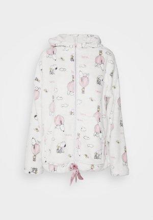 SNOOPY COTTAGE - Pyjama top - ecrus