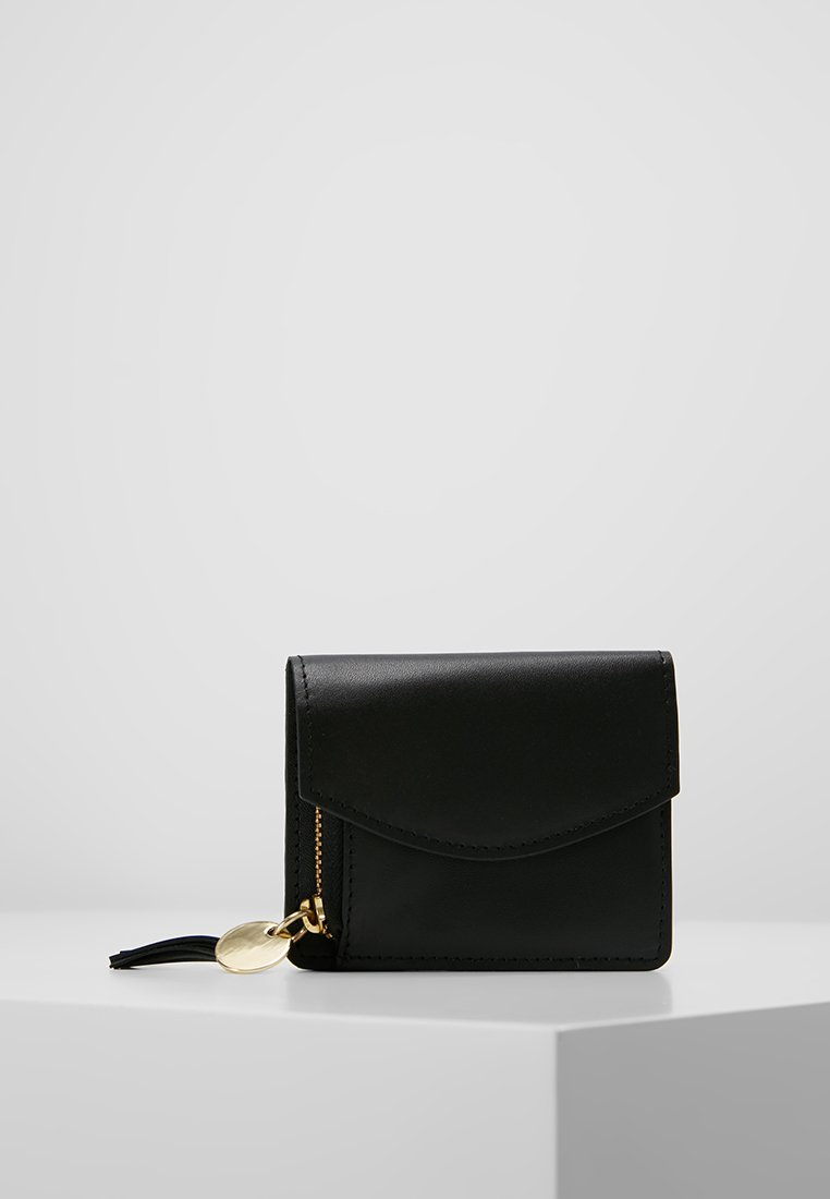 mint&berry - LEATHER - Wallet - black