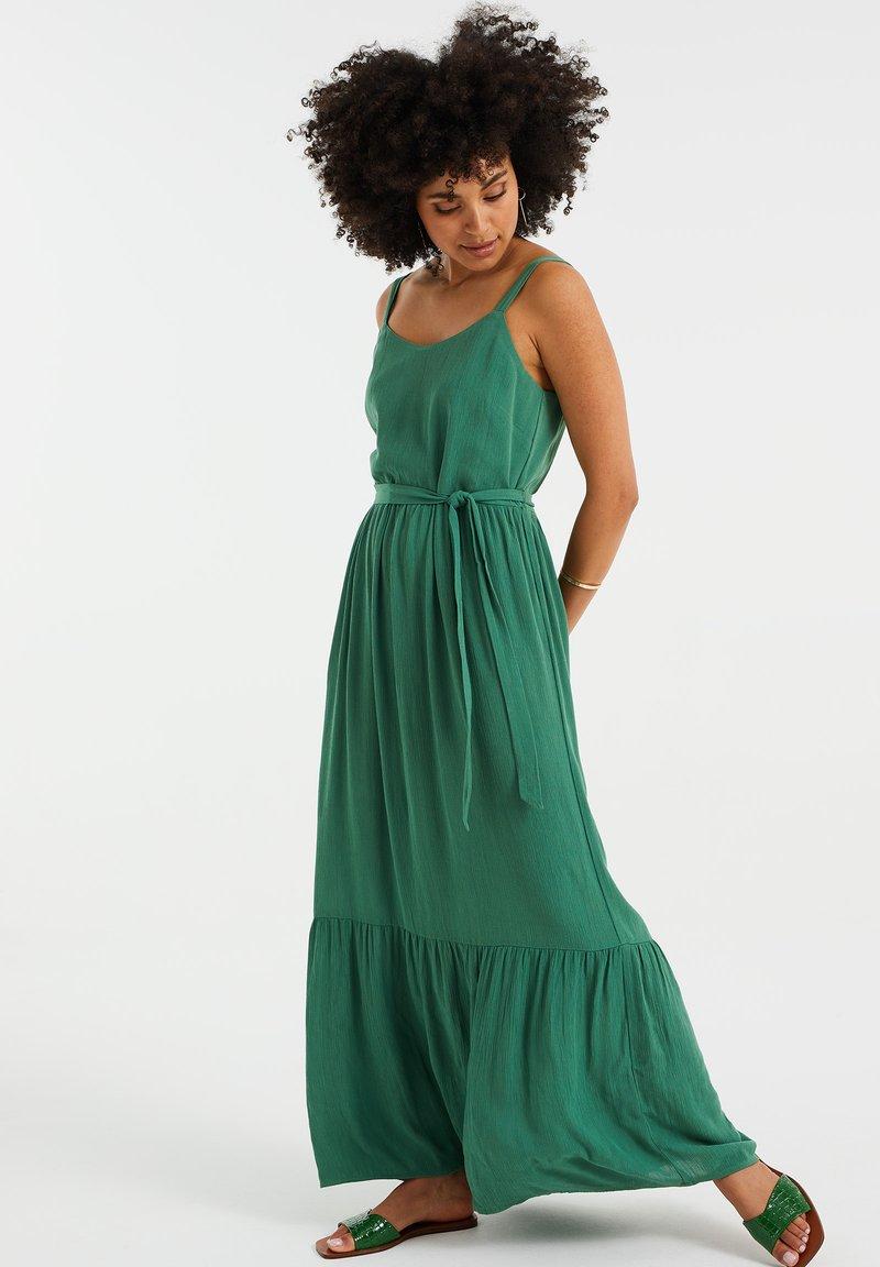 WE Fashion - Maxi dress - green