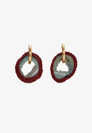 MIT ACHAT - Earrings - red