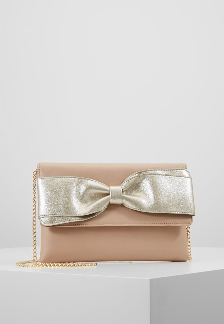 Dorothy Perkins - BOW  - Clutches - gold
