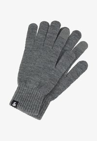 Jack & Jones - JACBARRY GLOVES - Guantes - grey melange - 0